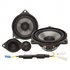 Rockford Fosgate T3-BMW3 BMW Custom Fit Power Component Speaker System