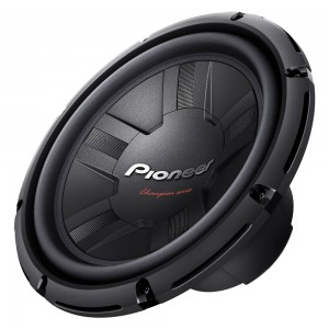 Pioneer TS-W311 30cm 4Ω multi-use single voice coil subwoofer (1000W)