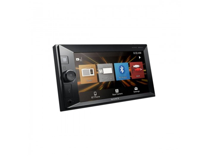 "Sony XAV-V631BT - Double DIN AV receiver with 6.2"" screen, Bluetooth & NFC"