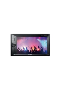 "Sony XAV-V631BT - Double DIN AV receiver with 6.2"" screen, Bluetooth & NFC"