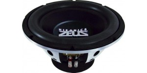 "Hifonics ZX1254 - 12""  4 ohm Zesus Series Subwoofer"